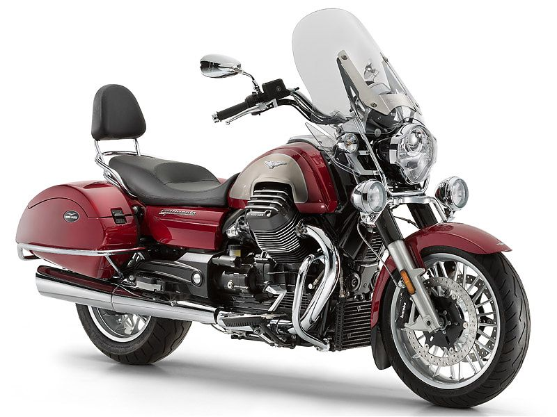 Moto Guzzi Califonia Touring 1400 2017