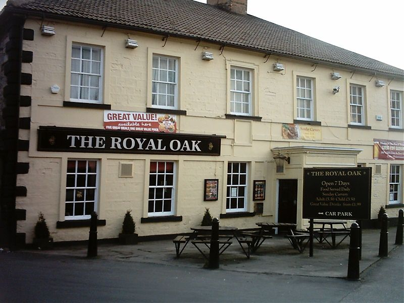 Los pubs The Royal Oak prohíben a los motoristas