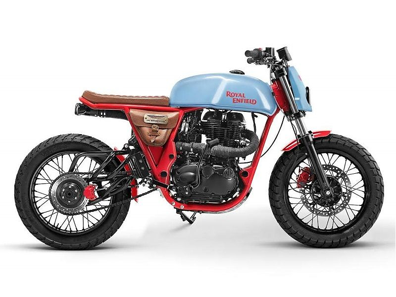 Royal Enfield Classic 500 por TNT Motorcycles