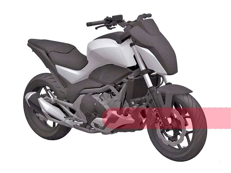 Honda patenta su Honda Riding Assist