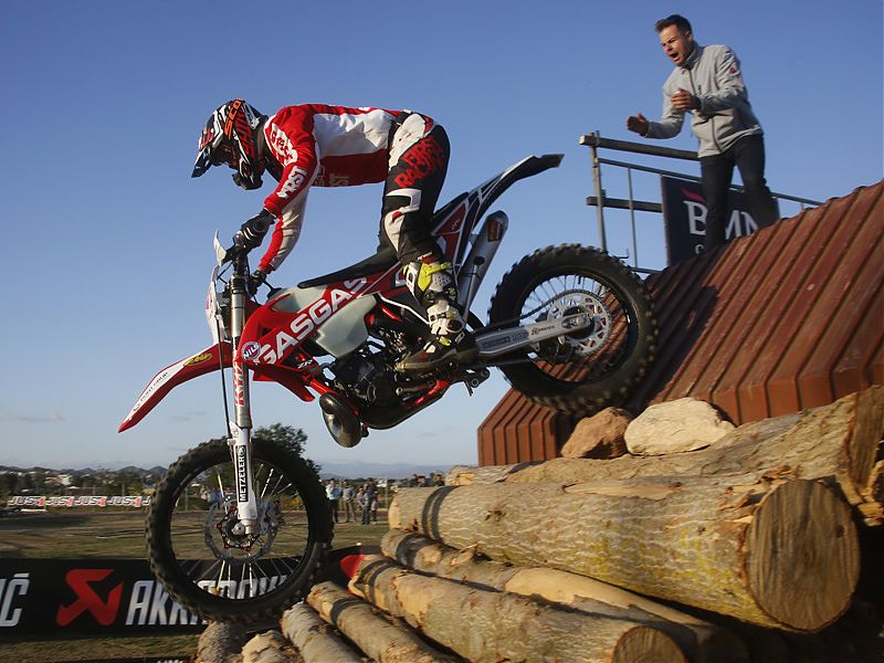 Las especiales de superenduro son ya habituales