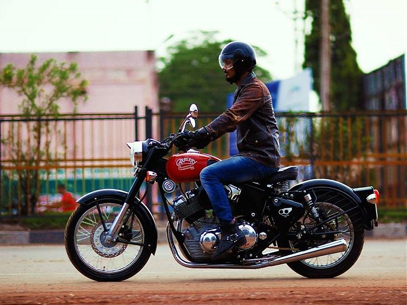 Carberry Motorcycles, motores para Royal Enfield