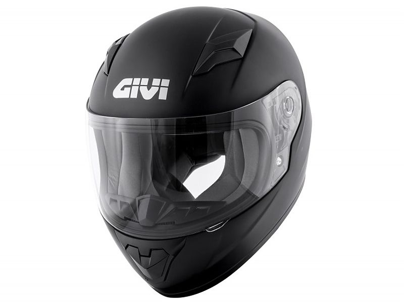 Nuevo casco integral GIVI Junior 4 negro mate