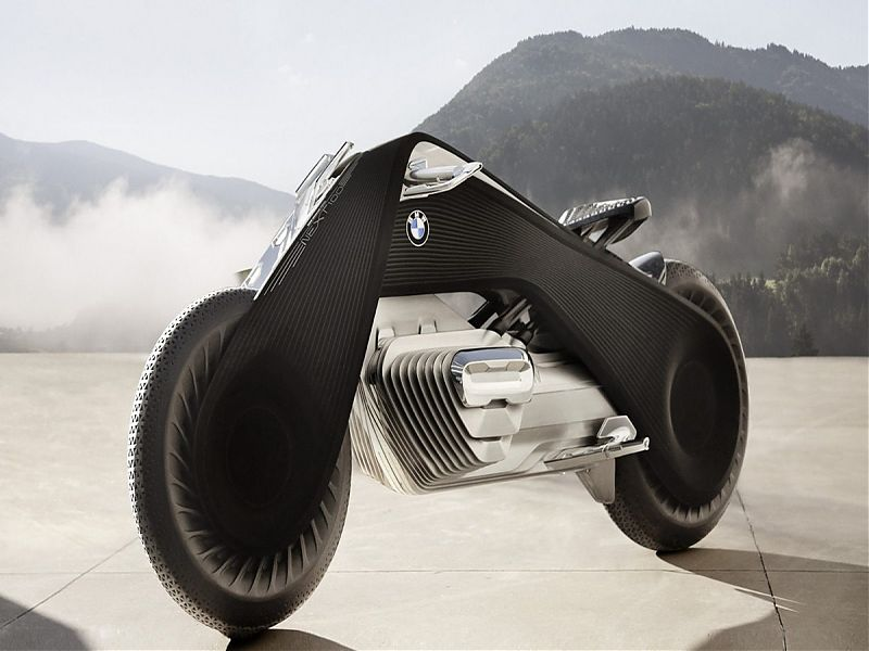 Concept bike BMW boxer