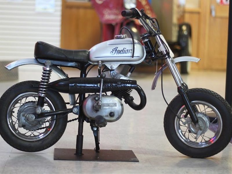 Indian MM5A Mini Bike