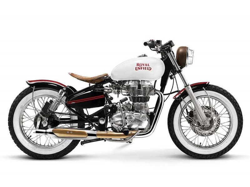 RE-Build, el concurso promovido por Royal Enfield
