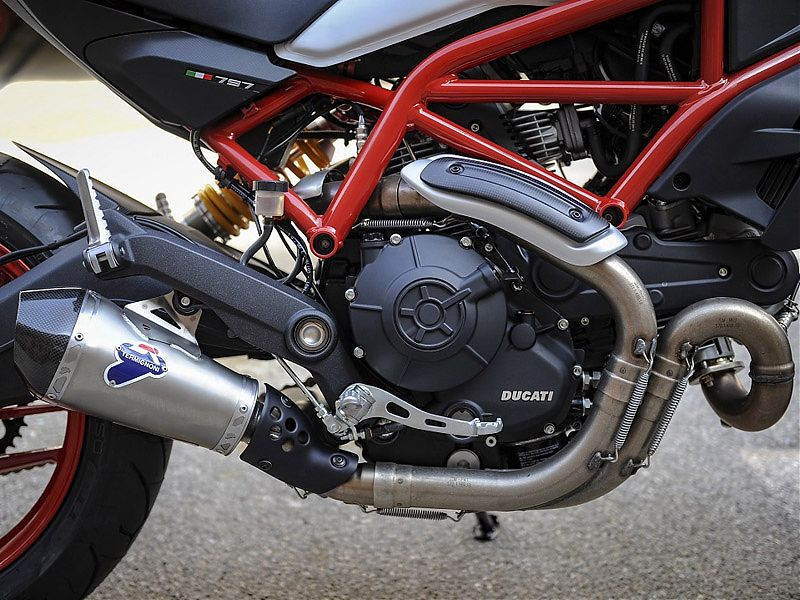 Escape Termignoni para Ducati Monster 797