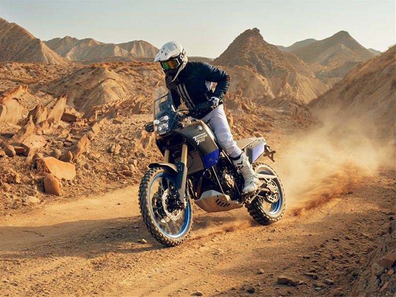 Yamaha Ténéré World Raid 2018