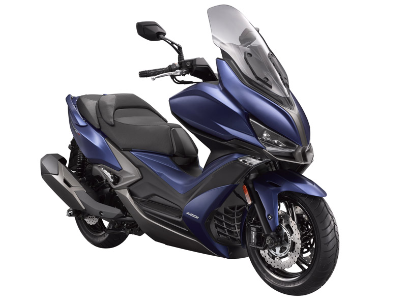Kymco Xciting 400S 2018