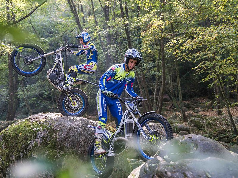 Sherco Trial Factory 2018