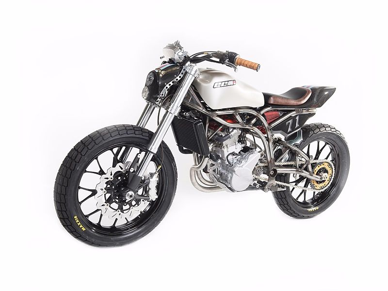 CCM FT6 Flat Tracker