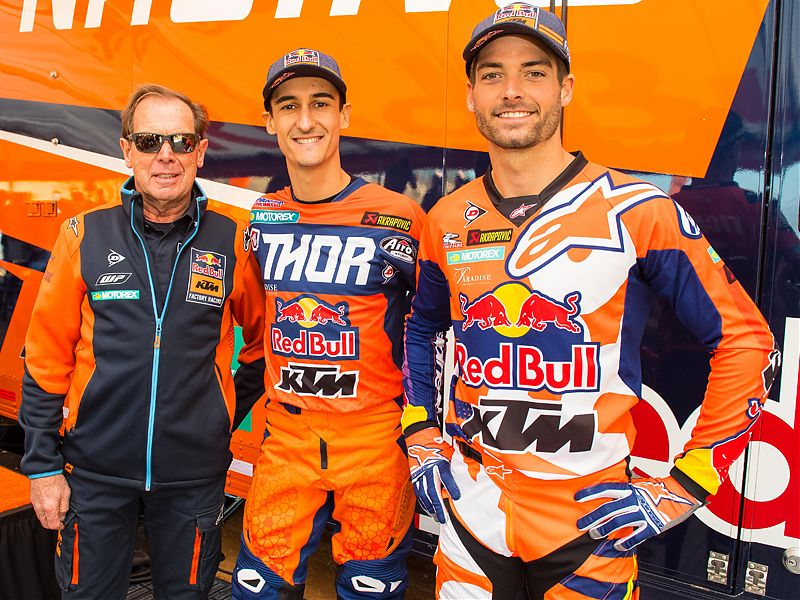 Red Bull KTM Factory USA 2018
