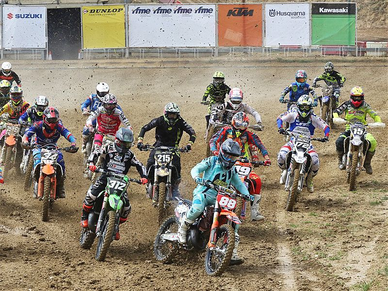 MX, Trial y Cross Country, los primeros de la temporada 2018.