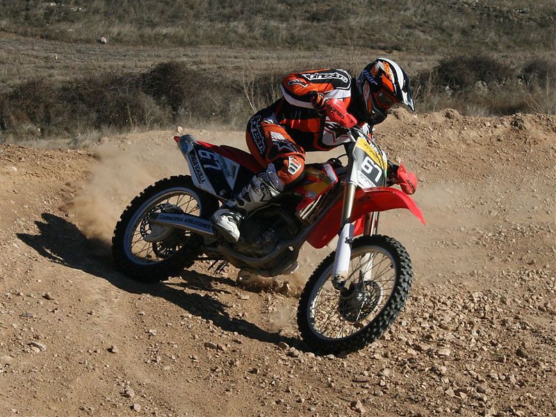 David Robledo, Honda CR250F 2005