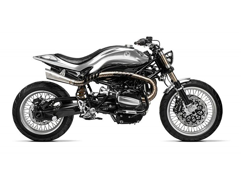 BMW R nineT Hera Project por South Garage