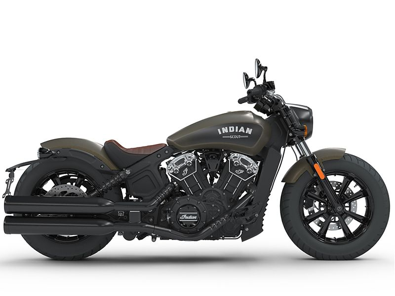 Indian Scout Boober 2018