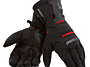 Guantes Dainese Armour-D Gore Tex - Rojo volcán