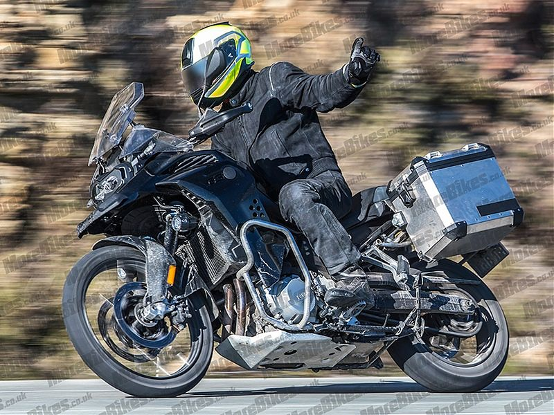 Nueva BMW F 850 GS Adventure 2018