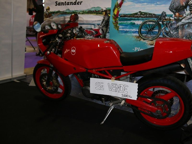 ClassicAuto Madrid 2018 Gilera Saturno: The Sound of Singles