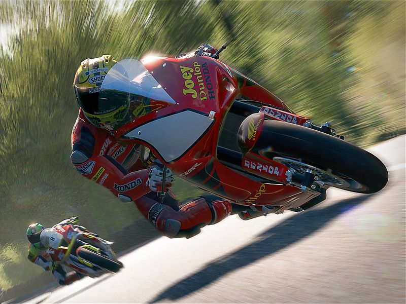TT Isle Of Man, Ride on the Edge disponible el 6 de marzo