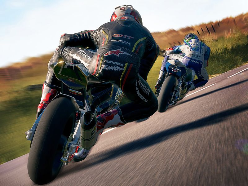TT Isle Of Man, Ride on the Edge ya se puede reservar