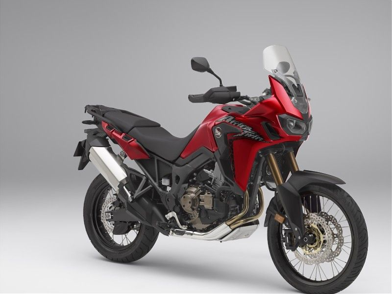 Africa Twin Estandar 2018 versiones