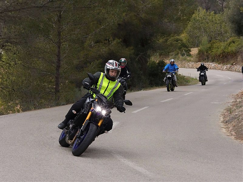 Ruta Yamaha MT Tour 2018