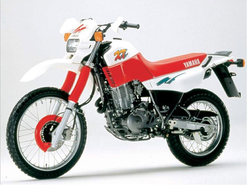 Yamaha XT600E 1993, una moto ideal para disputar el Spain Classic Ride 2018