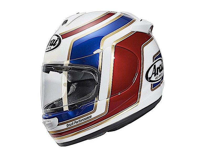 Arai Axces-3 Matrix Red