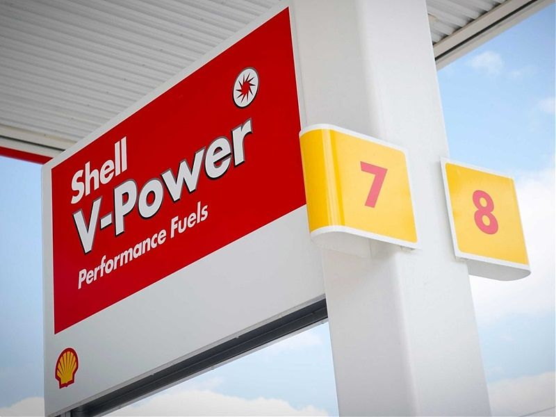 Nuevo carburante Shell V-power Dynaflex