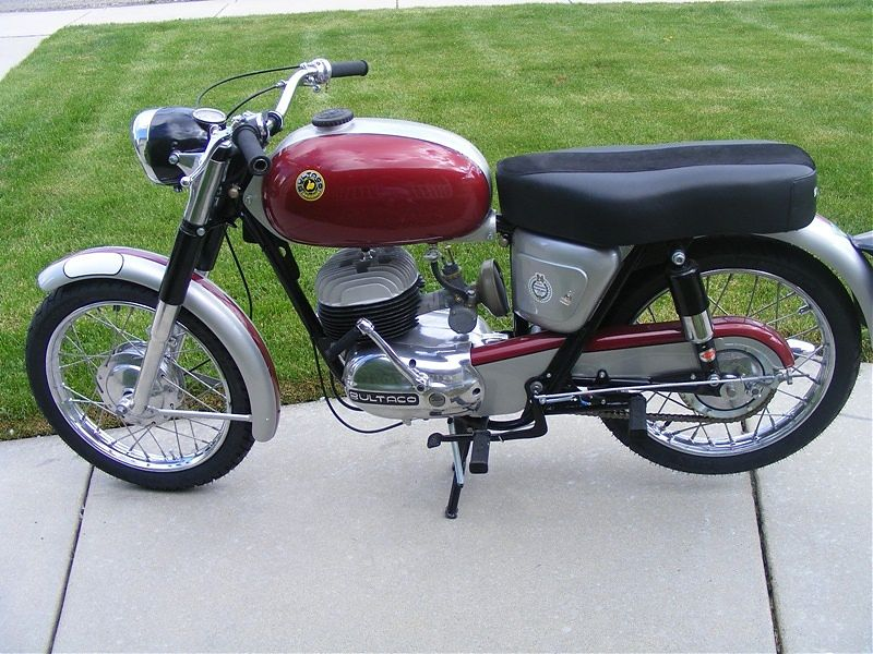 Bultaco Mercurio 175 Model 13
