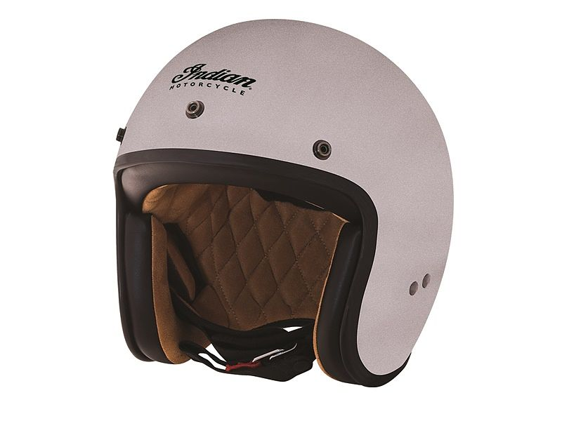 Casco Indian - gris