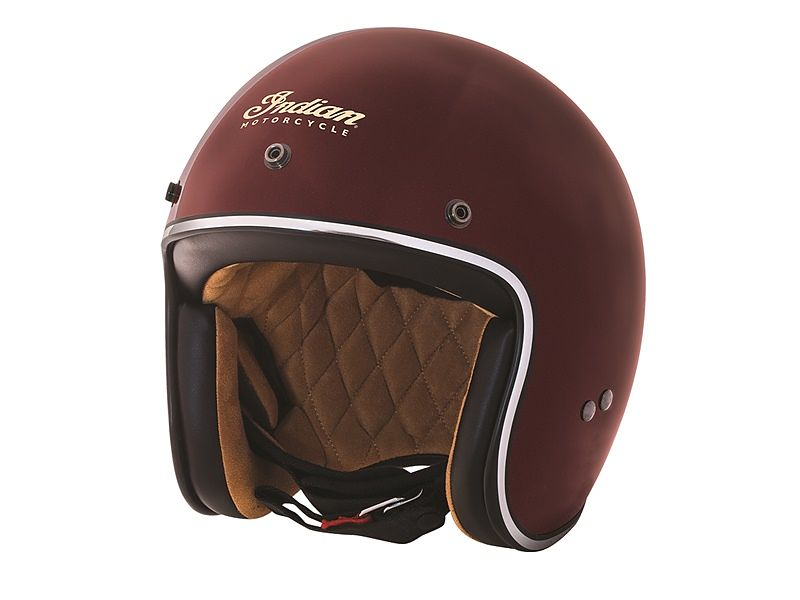Casco Indian - rojo