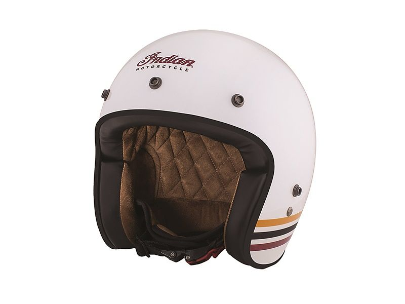 Casco Indian - blanco