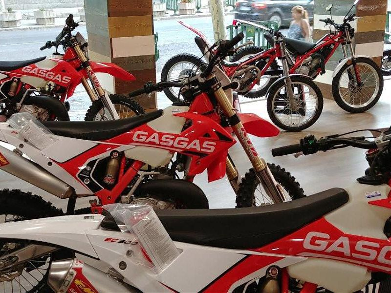 Gama Gas Gas Enduro 2019