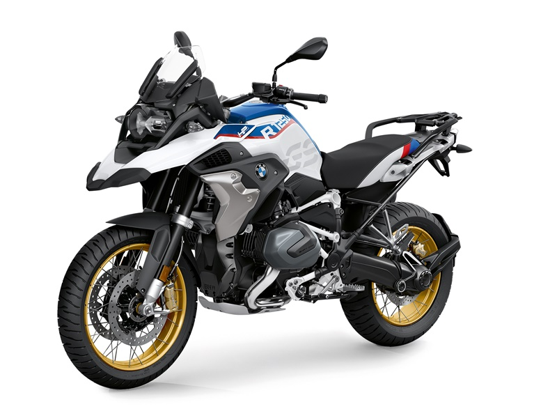 BMW R 1200 GS 2019 - estudio 1