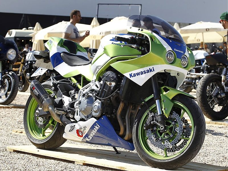 Kawasaki ZXR900 por Japan Legends