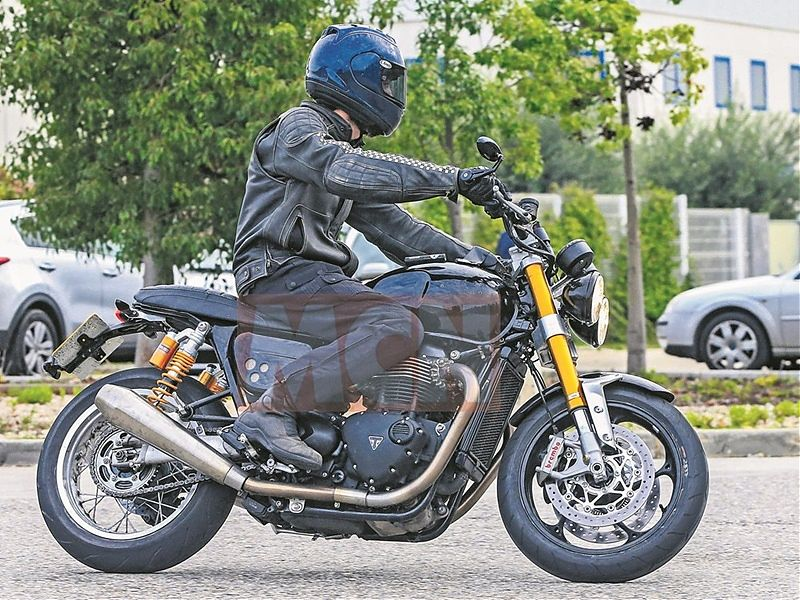 Nueva Triumph Speed Twin 2019
