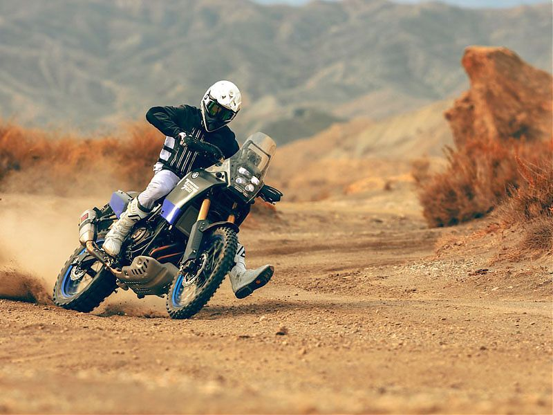 Yamaha Ténéré 700 World Raid Tour