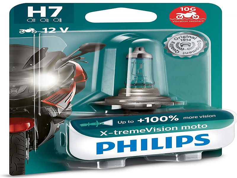 Bombilla Philips Xtreme Vision H7