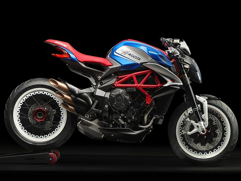MV Agusta Dragster 800RR America - lateral