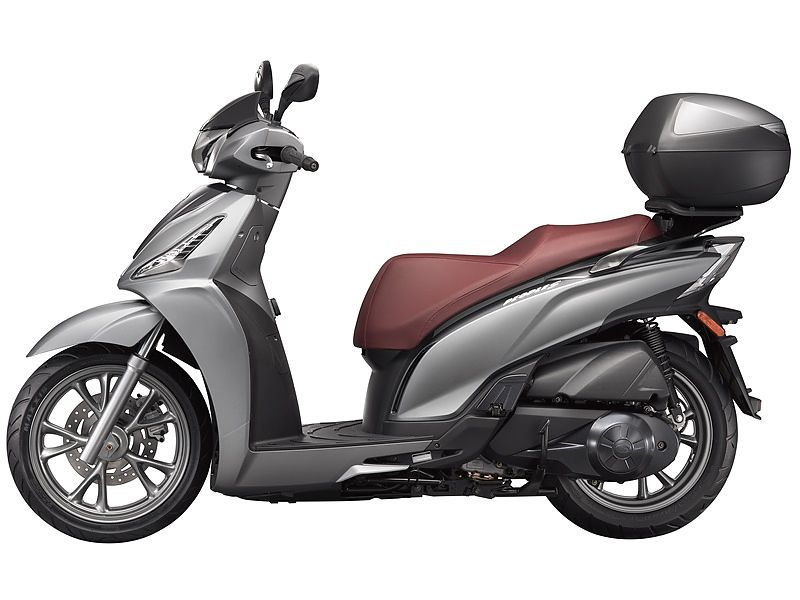 KYMCO People S 300 - lateral