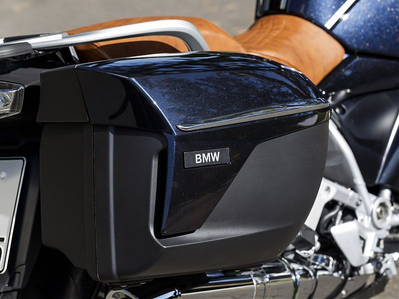Maleta lateral de BMW R 1250 RT 2019