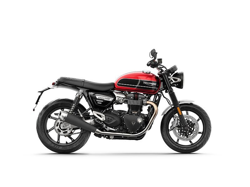 Triumph Speed Twin 2019