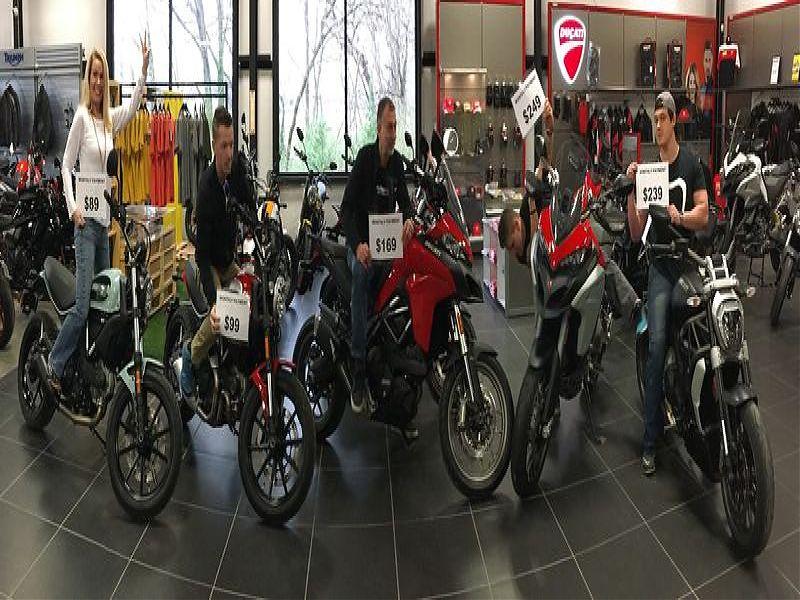 7a7190858f5 En España se venden dos motos usadas por cada una nueva | Motos ...