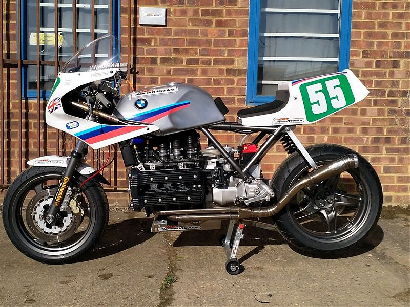 BMW K100 Endurance Racer - new version