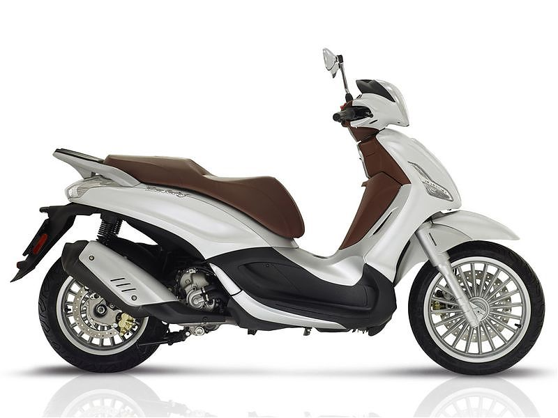 Piaggio New Beverly 300