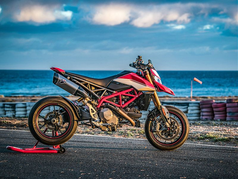 Ducati Hypermotard 950 SP Performance