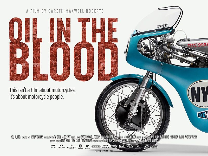 Portada película Oil in the Blood