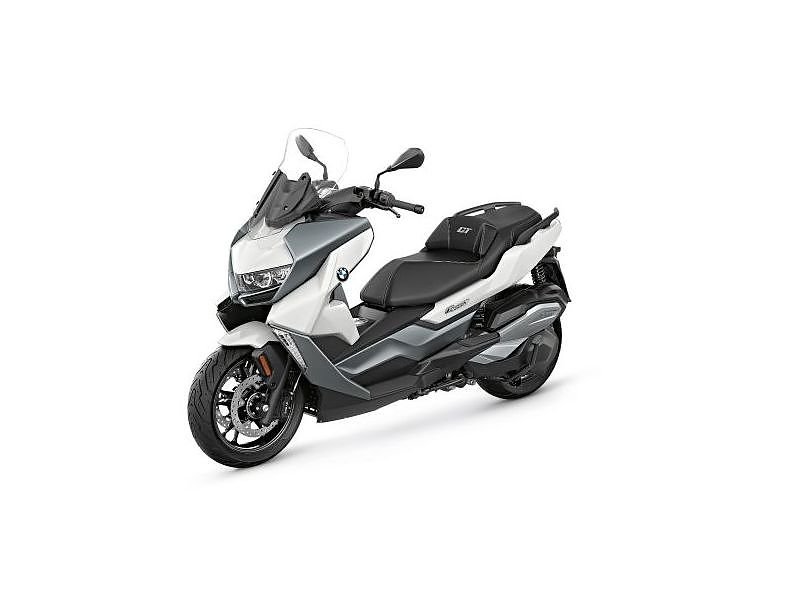 BMW C 400 GT 2019 color blanco